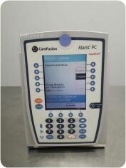 CAREFUSION ALARIS PC 8015 IV Infusion Pump Controller Pump IV Stand for sale