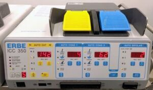 ERBE Erbotom ICC 350 Electrosurgical Unit for sale