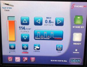 DEKA Synchro FT Laser - IPL for sale