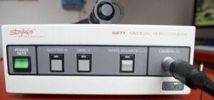 STRYKER 587T Endoscopy Processor for sale