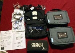 RESPIRONICS STARDUST Home Sleep Screening Device for sale