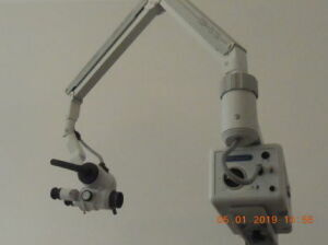 OPTOMIC OP C-12 O/R Microscope for sale