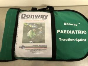 DONWAY Paediatric Traction Splint for sale