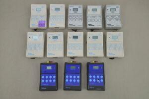 NEURO TECHNOLOGY Lot of 13 Digi Stim III DigiStim 3 Plus Peripheral Nerve Stimulator Nerve Stimulator for sale