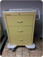 LAKESIDE Isolation Emergency Cart for sale