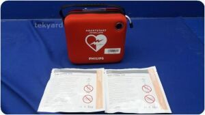 PHILIPS M5066A Heart Start FR2+ Automated External Defibrillator for sale