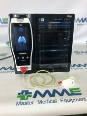 MASIMO Root Monitor W/ Radical 7 Handheld Pulse Oximeter & ISA EtCO2 Module Monitor for sale