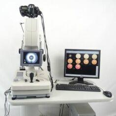 TOPCON TRC- NW7SF MARK II Fundus Camera for sale