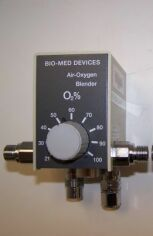 BIO-MED DEVICES Micro Air/Oxygen Oxygen Blender for sale