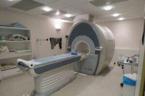TOSHIBA Excelart Vantage 1.5T MRI Scanner for sale