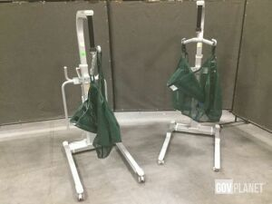 LIKO Golvo 7007 Patient Lift for sale