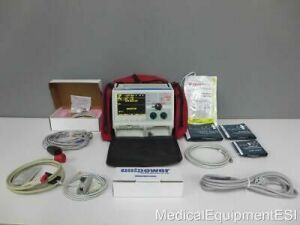 ZOLL M Series Biphasic 12 Lead Defibrillator for sale