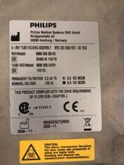 PHILIPS MRC 200 0508 ROT-GS 1003 Cath Angio Lab for sale