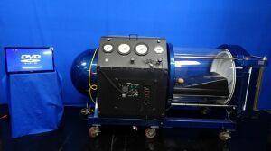 HYPERTEC Hybrid 3200 Hyperbaric Chamber for sale