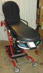 FERNO Power Flexx Flex PowerFlexx Plus + Ambulance Cot for sale