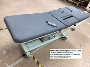 MEDICAL POSITIONING 2294 Ultrasound Table for sale