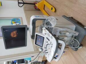 SAMSUNG Accuvix XG 4D Cardiac - Vascular Ultrasound for sale