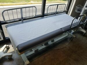 MEDICAL POSITIONING 1222 Ultrasound Table for sale