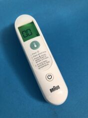 BRAUN FHT 1000 Thermometer for sale