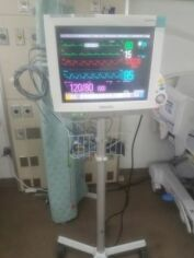 PHILIPS MP70 Bedside Monitor for sale