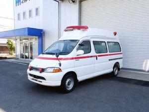 TOYOTA GE-VCH28S Ambulance for sale