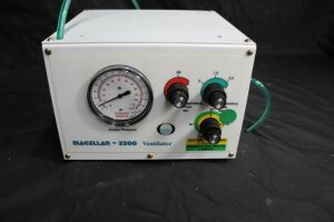 MAGELLAN 2200 Transport Ventilator for sale