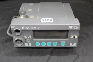 PRYON SC-300 Co2 Monitor for sale