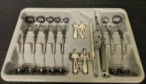 MCRT ON-X O/R Instruments for sale