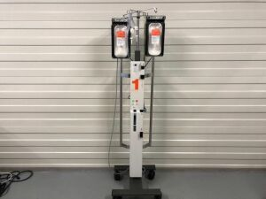 LEVEL 1 TECHNOLOGIES H-1000 Pump IV Stand for sale