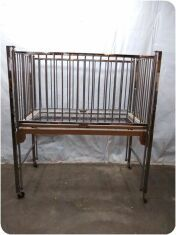 GULF  WESTERN HEALTHCARE Pediatric Infant Crib for sale