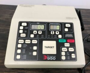 DYNATRONICS 950 Chiropractic Physical D950 Ultrasound Therapy Unit for sale