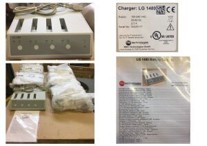 MSC TECHNOLOGIES LG 1480 Battery Charger for sale