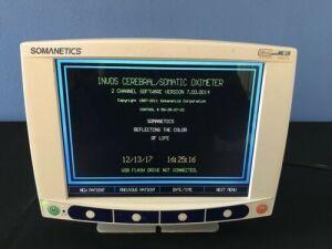 SOMANETICS 5100c Oxygen Monitor for sale