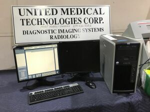 GE AW 4.4 CT Workstation for sale