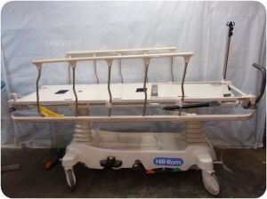 HILL-ROM P8000 TranStar GentleRide Stretcher Gurney for sale