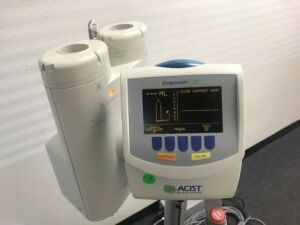 BRACCO EmpowerCTA Contrast Injection System Injector CT for sale