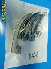 SUNMED 5X ,RUSCH,Flexicare Mercury G-MAC4 MAC3 MAC2 F/O Laryngoscope for sale