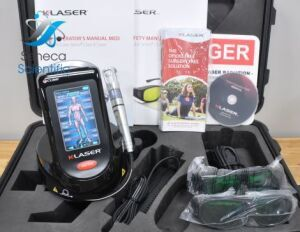 K-LASER USA CUBE 4 MEDICAL THERAPY LASER Light Therapy for sale