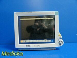 PHILIPS   Philips Intellivue MP 70 M8007A Touch Screen Patient Monitor for sale