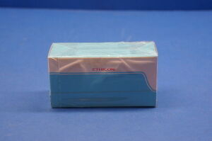 ETHICON 1780G 6-0 PERMA-HAND SILK ~ Box of 12 Sutures for sale