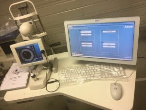ALCON VERION Image Guided System Ophthalmic Laser for sale