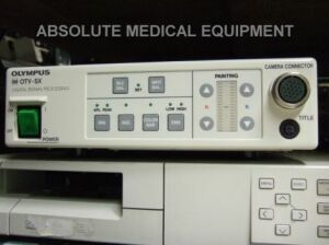 OLYMPUS OTV-SX DIGITAL VIDEO Video Endoscopy for sale