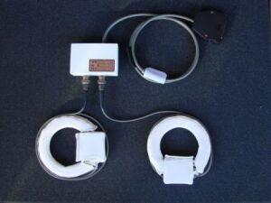 HITACHI MRP-7000 Bi-Lateral TMJ Coil MRI Coil for sale