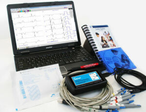 NASIFF ASSOCIATES CardioCard EKG w/Int EKG for sale