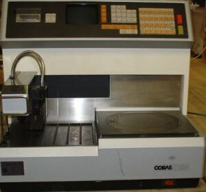 ROCHE Cobas Mira Classic Service Chemistry Analyzer for sale