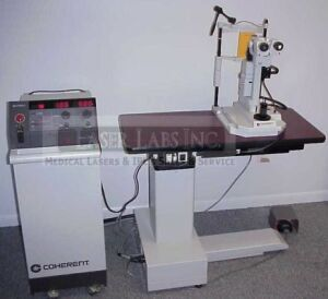COHERENT Novus 2000 Ophthalmic Laser for sale