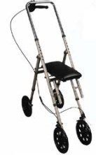 DRIVE MEDICAL ** NEW ** Bariatric Knee Walker - Crutch Alternative Leg Caddy Canes Crutches Walkers Supports for sale