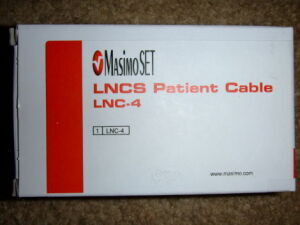 MASIMO LNCS  LNC-4 Patient SPO2 Probe for sale