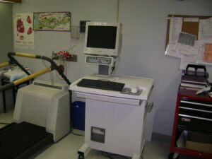 GE Series 8000 Treadmill for sale
