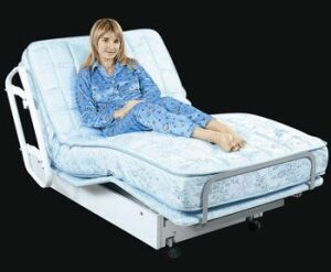 TRANSFER MASTER The Oasis Home Care Bed for sale